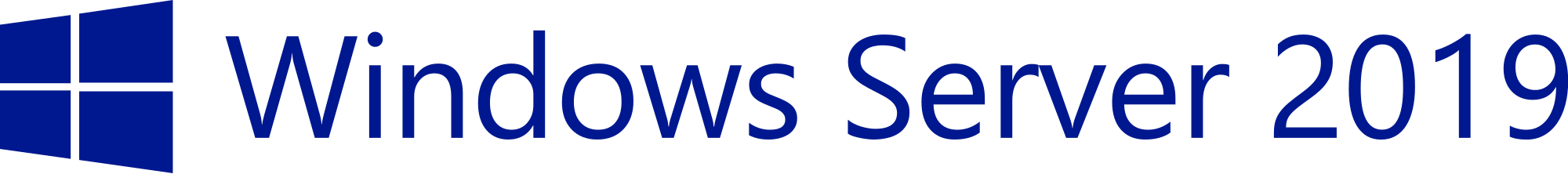 Windows Server 2019 logo